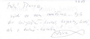 Hodnocení spisovatel Miroslav Hule